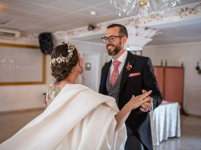 La boda de David y Elena en Alhaurin De La Torre, Málaga 74