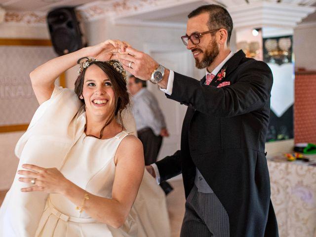 La boda de David y Elena en Alhaurin De La Torre, Málaga 75