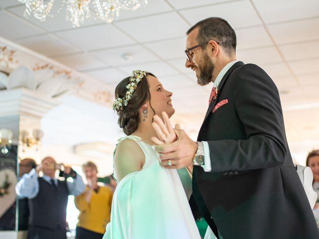 La boda de David y Elena en Alhaurin De La Torre, Málaga 76