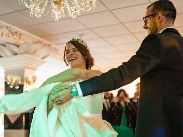La boda de David y Elena en Alhaurin De La Torre, Málaga 77