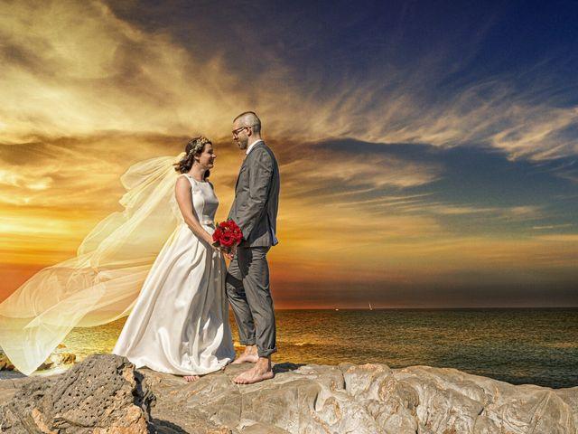 La boda de David y Elena en Alhaurin De La Torre, Málaga 79