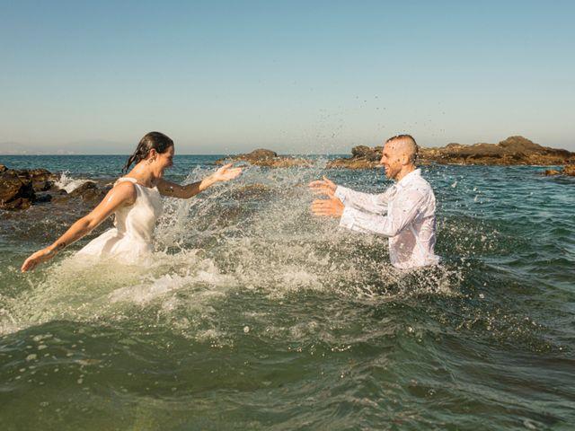 La boda de David y Elena en Alhaurin De La Torre, Málaga 81