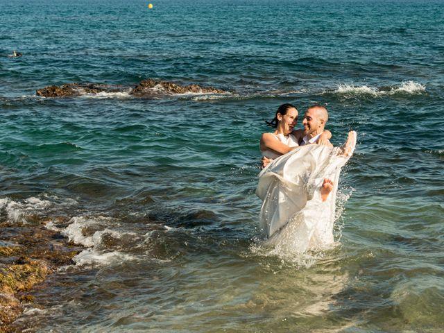 La boda de David y Elena en Alhaurin De La Torre, Málaga 82