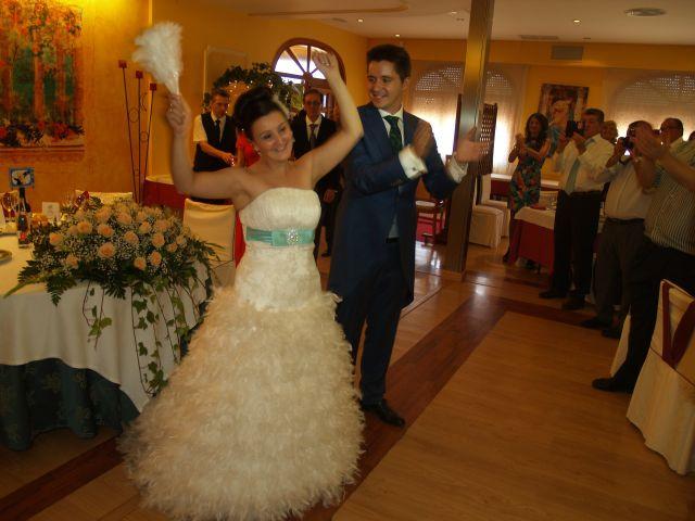 La boda de Juan Antonio y Adriana en Banyeres De Mariola, Alicante 4