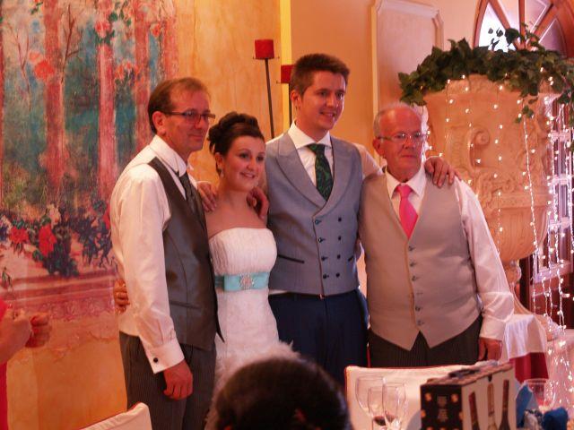 La boda de Juan Antonio y Adriana en Banyeres De Mariola, Alicante 9