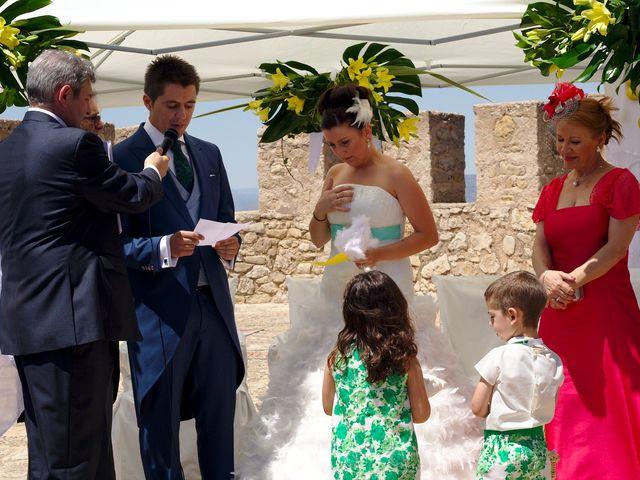 La boda de Juan Antonio y Adriana en Banyeres De Mariola, Alicante 11