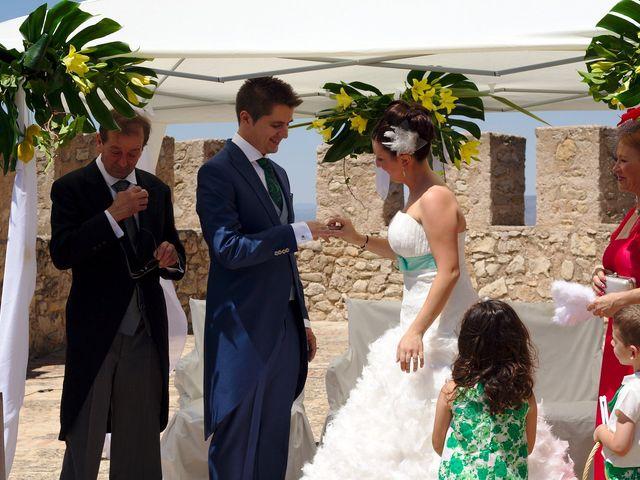 La boda de Juan Antonio y Adriana en Banyeres De Mariola, Alicante 12