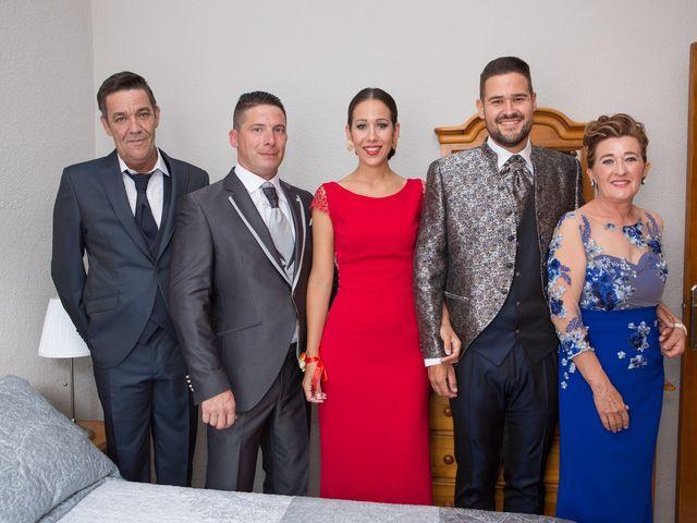 La boda de José y Puri en Motril, Granada 7
