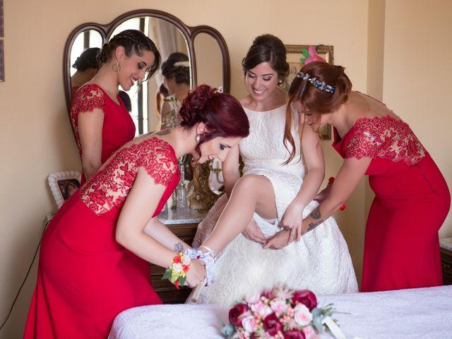 La boda de José y Puri en Motril, Granada 1