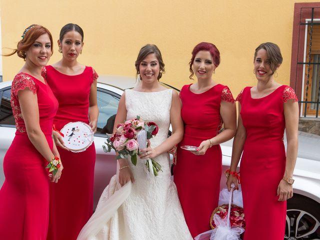 La boda de José y Puri en Motril, Granada 12