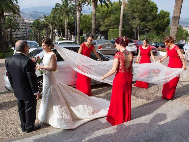 La boda de José y Puri en Motril, Granada 13