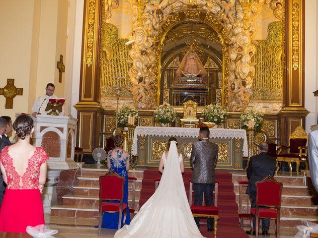 La boda de José y Puri en Motril, Granada 14