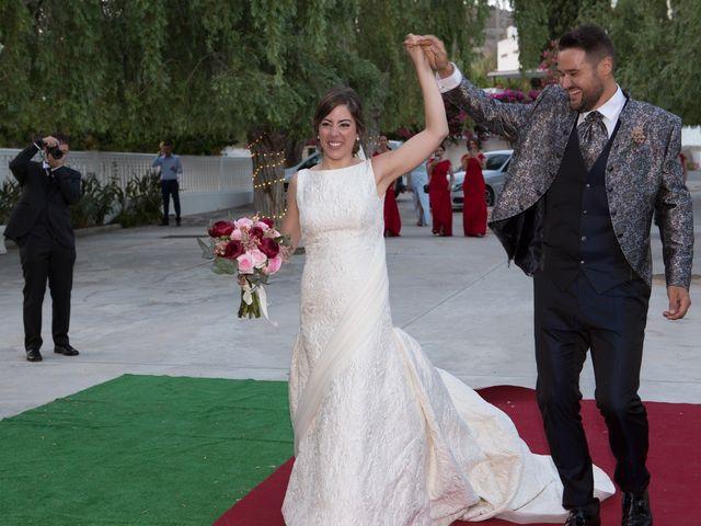 La boda de José y Puri en Motril, Granada 16