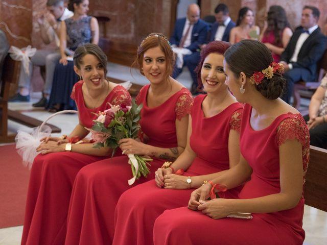 La boda de José y Puri en Motril, Granada 23