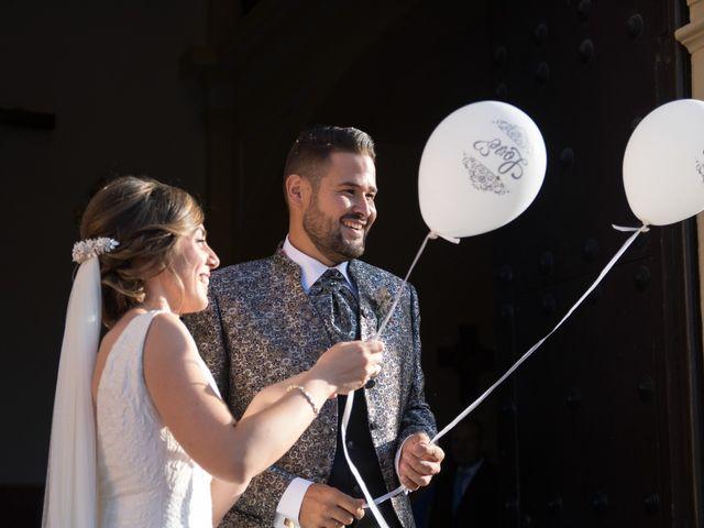 La boda de José y Puri en Motril, Granada 2