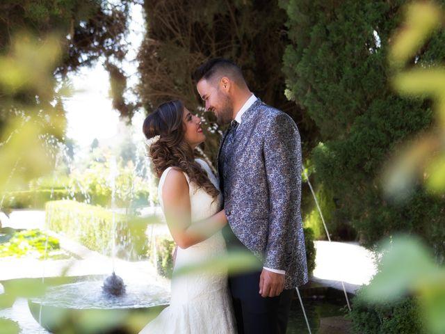 La boda de Puri y José