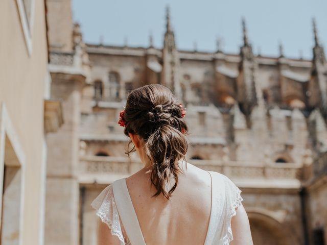 La boda de Pablo y Lorena en Salamanca, Salamanca 21
