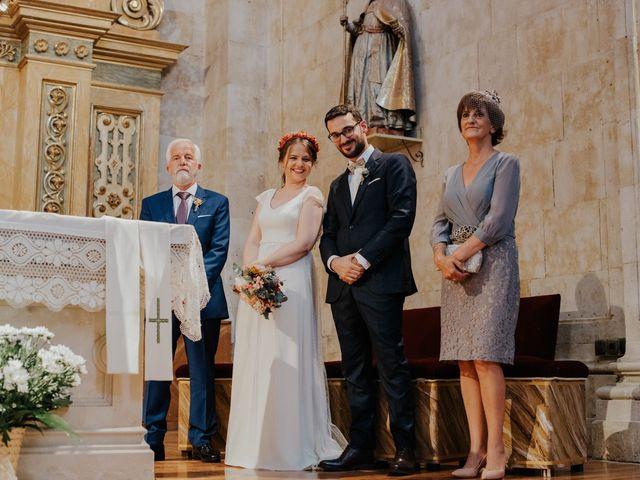 La boda de Pablo y Lorena en Salamanca, Salamanca 22