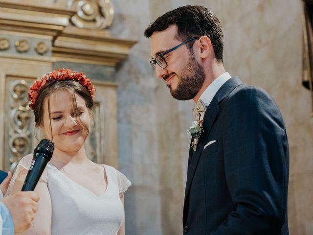 La boda de Pablo y Lorena en Salamanca, Salamanca 25