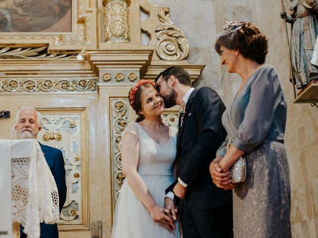 La boda de Pablo y Lorena en Salamanca, Salamanca 28