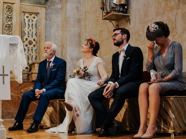 La boda de Pablo y Lorena en Salamanca, Salamanca 29