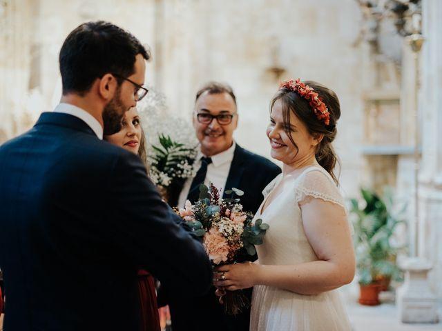 La boda de Pablo y Lorena en Salamanca, Salamanca 31