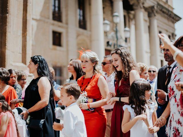 La boda de Pablo y Lorena en Salamanca, Salamanca 33
