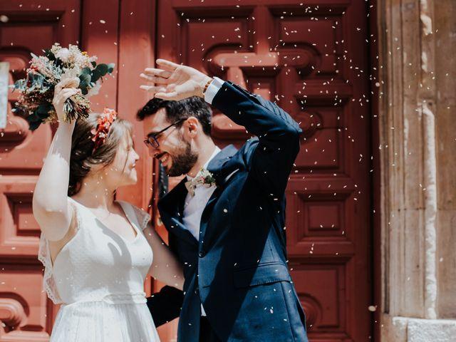 La boda de Pablo y Lorena en Salamanca, Salamanca 35