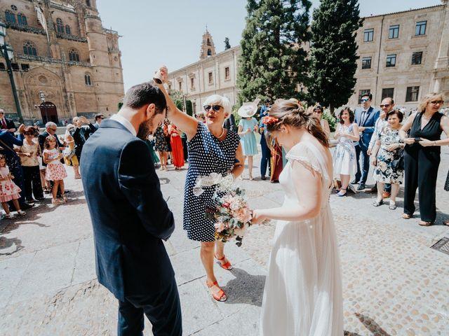 La boda de Pablo y Lorena en Salamanca, Salamanca 36
