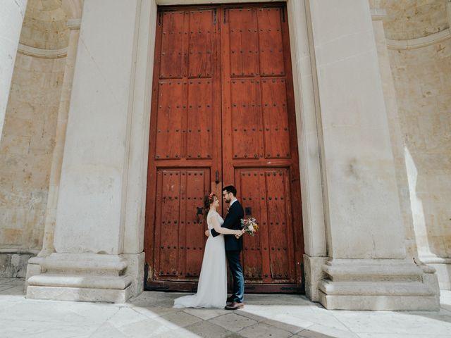 La boda de Pablo y Lorena en Salamanca, Salamanca 37