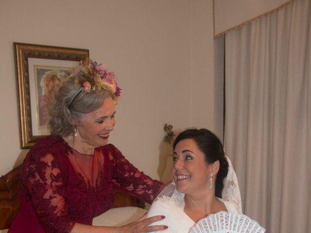 La boda de Juando y Isa en Moguer, Huelva 3