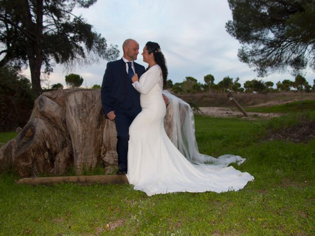 La boda de Juando y Isa en Moguer, Huelva 1
