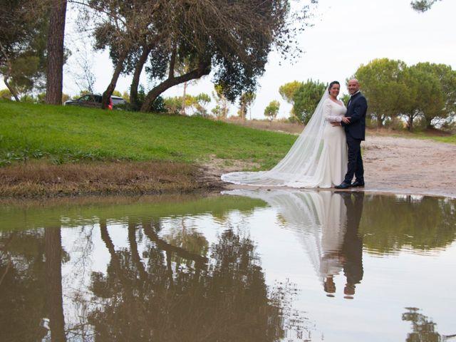 La boda de Juando y Isa en Moguer, Huelva 6