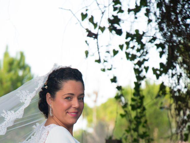 La boda de Juando y Isa en Moguer, Huelva 8