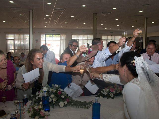 La boda de Juando y Isa en Moguer, Huelva 11