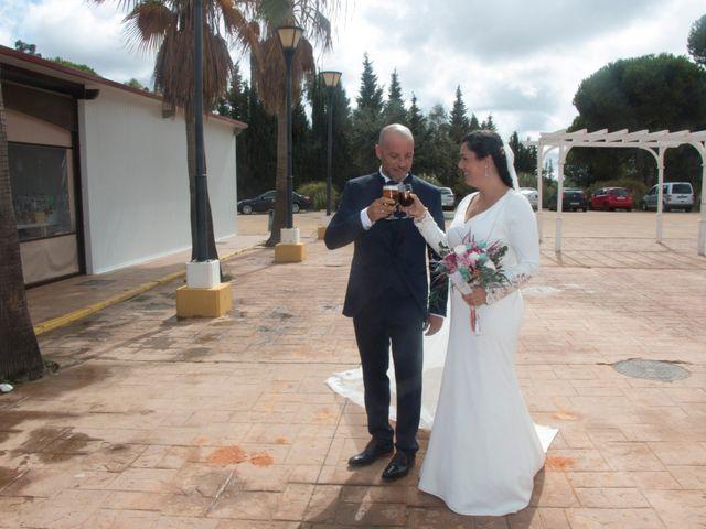 La boda de Juando y Isa en Moguer, Huelva 14