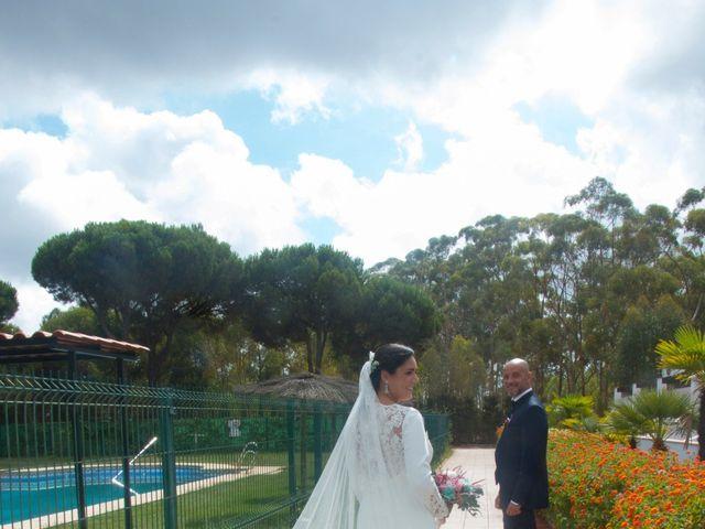 La boda de Juando y Isa en Moguer, Huelva 15