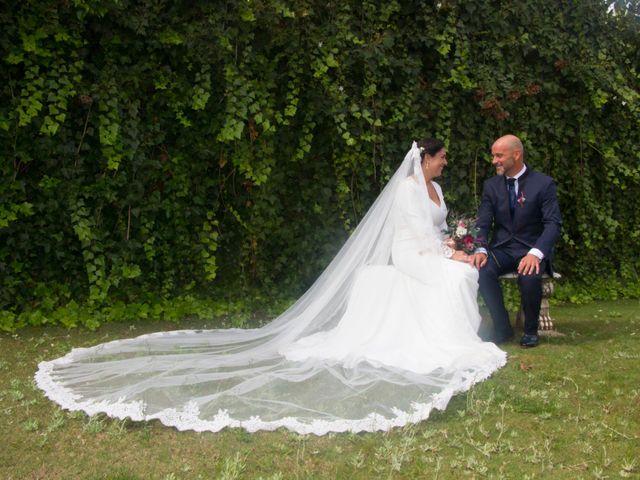 La boda de Isa y Juando