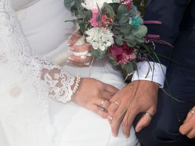 La boda de Juando y Isa en Moguer, Huelva 16