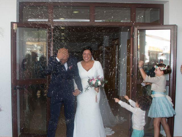 La boda de Juando y Isa en Moguer, Huelva 17