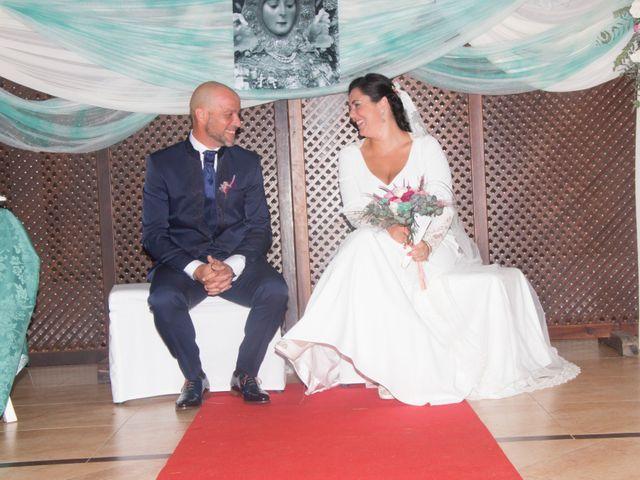 La boda de Juando y Isa en Moguer, Huelva 18