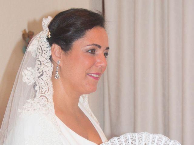 La boda de Juando y Isa en Moguer, Huelva 20