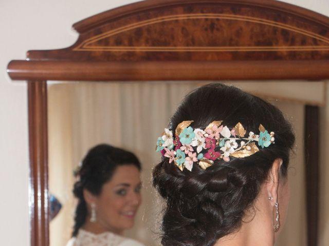 La boda de Juando y Isa en Moguer, Huelva 22