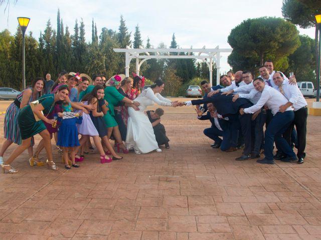 La boda de Juando y Isa en Moguer, Huelva 24