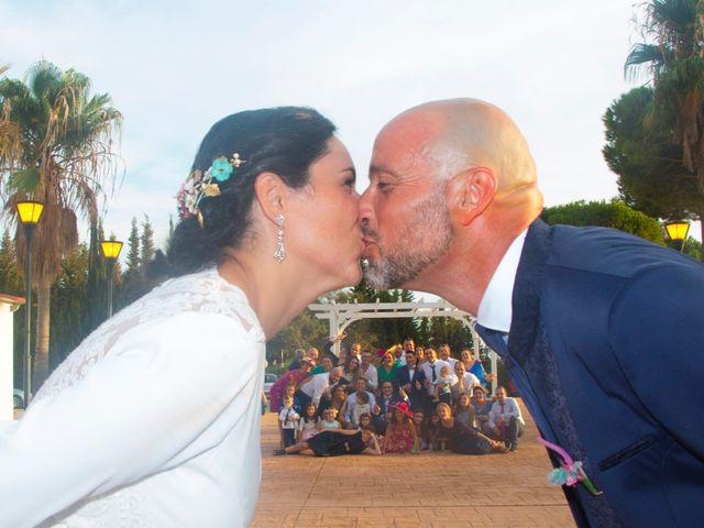 La boda de Juando y Isa en Moguer, Huelva 2