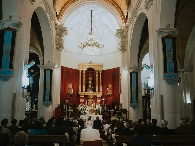 La boda de Jose Manuel y Marta en La Rabida, Huelva 6