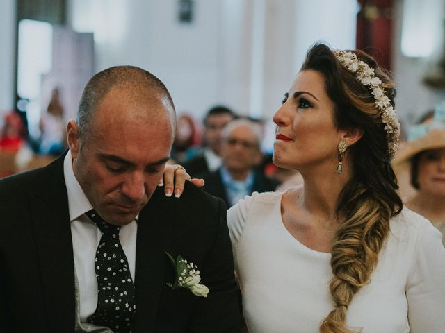 La boda de Jose Manuel y Marta en La Rabida, Huelva 8