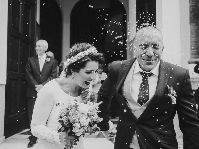 La boda de Jose Manuel y Marta en La Rabida, Huelva 11
