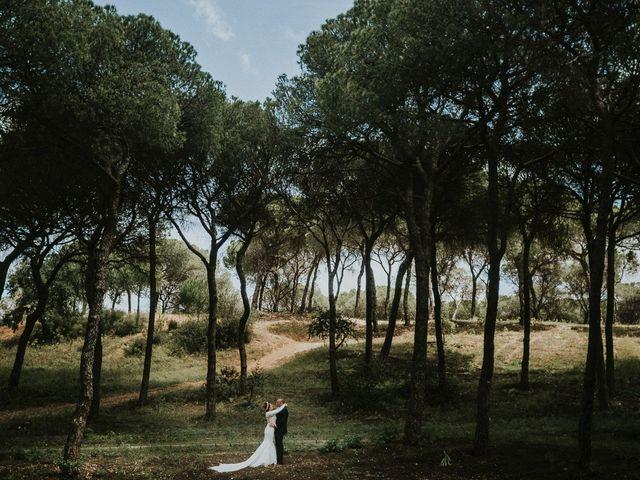 La boda de Jose Manuel y Marta en La Rabida, Huelva 16