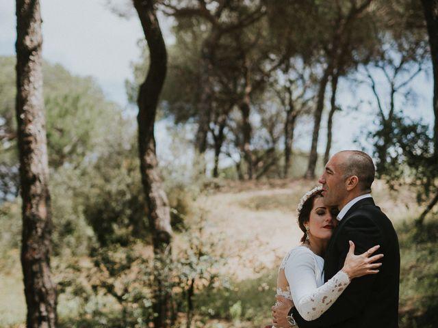 La boda de Jose Manuel y Marta en La Rabida, Huelva 17